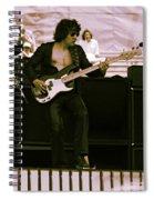 Boc #50 In Enhanced Colors Crop 2 Spiral Notebook