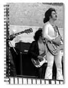 Boc #61 Enhanced Bw Spiral Notebook
