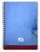 Boca District Buenos Aires 1 Spiral Notebook