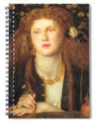 Bocca Baciata Spiral Notebook