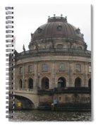 Bode Museum - Berlin - Germany Spiral Notebook
