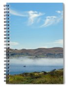 Bodega Harbor II Spiral Notebook