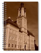 Church Spiral Notebook