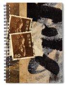 Bodhisattva 1952 Spiral Notebook