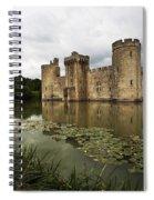Bodiam Castle Spiral Notebook