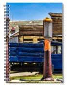 Bodie Gas Spiral Notebook