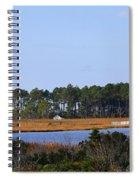 Bodie Island Lighthouse 2765 Spiral Notebook