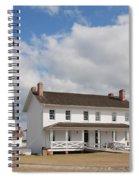 Bodie Island Light Spiral Notebook
