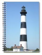Bodie Lighthouse - Outer Banks Nc Spiral Notebook