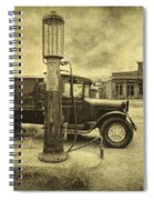 Bodie Memories Spiral Notebook