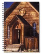 Bodie Methodist Church Spiral Notebook