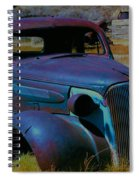 Bodie Plymouth Spiral Notebook
