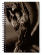 Body Expression Spiral Notebook