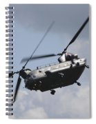 Boeing Chinook Spiral Notebook