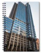 Boeing World Hq Chicago Spiral Notebook