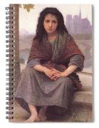 Bohemian Spiral Notebook