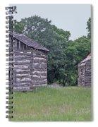 Bohls Cabins At Bee Cave I I I Spiral Notebook