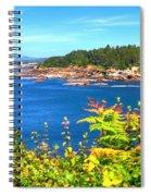 Boiler Bay 17133 Spiral Notebook