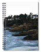 Boiler Bay Spiral Notebook