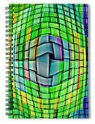 Bold And Colorful Phone Case Artwork Designs By Carole Spandau Cbs Art Exclusives 103 Spiral Notebook