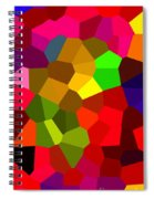 Bold And Colorful Phone Case Artwork Designs By Carole Spandau Cbs Art Exclusives 107  Spiral Notebook