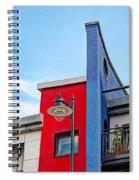 Bold Living Spiral Notebook