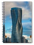 Bold Towers Spiral Notebook