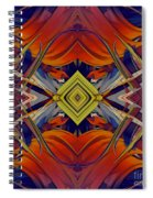 Boldness Of Color Spiral Notebook