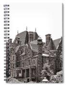 Boldt Castle Spiral Notebook
