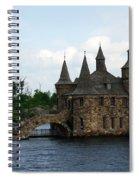 Boldt Castle Powerhouse Spiral Notebook