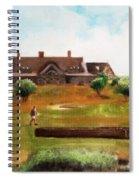 Bolingbrook Golf Club Spiral Notebook