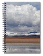 Bolivia 6 Spiral Notebook