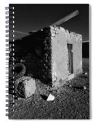 Bolivia By Moonlight Spiral Notebook