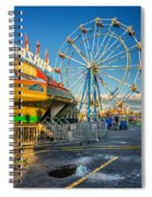 Bolton Fall Fair 3 Spiral Notebook
