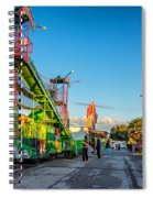 Bolton Fall Fair 5 Spiral Notebook