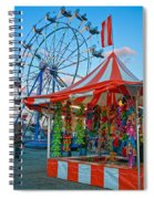 Bolton Fall Fair Spiral Notebook