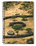 Boma On The Range Spiral Notebook
