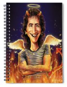 Bon Scott Spiral Notebook