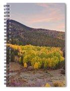 Bonanza Autumn View Spiral Notebook