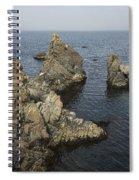 Bonavista Rocks Spiral Notebook