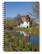 Bonds Mill Area Stroudwater Canal Spiral Notebook