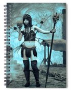 Bone Collector Spiral Notebook