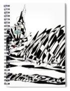 Bonifacy Cat Spiral Notebook