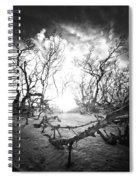Bonita Beach Walkway Spiral Notebook
