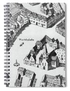 Bonn Saint Remigius Spiral Notebook