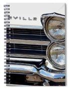 Bonneville Spiral Notebook