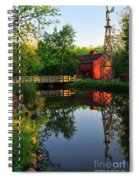 Bonneyville Mill Spiral Notebook