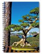Bonsai Spiral Notebook