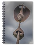 Boobs Spiral Notebook