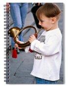 Boogie Woogie Bugle Boy Spiral Notebook